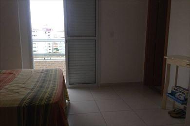 ref.: 3236 - apartamento em praia grande, no bairro canto do forte - 2 dormitórios