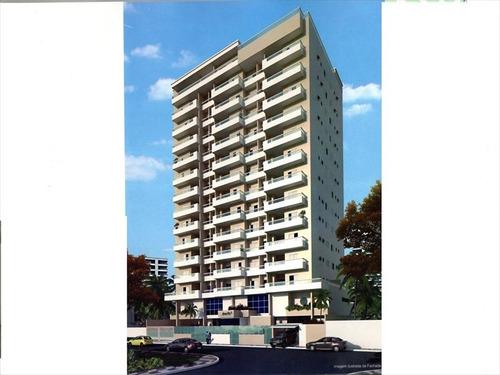 ref.: 3236 - apartamento em praia grande, no bairro ocian - 2 dormitórios