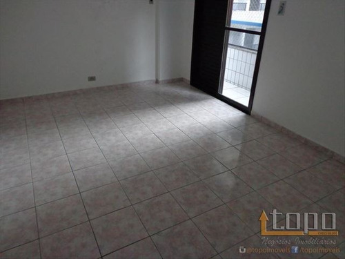 ref.: 3242 - apartamento em praia grande, no bairro tupi - 1 dormitórios
