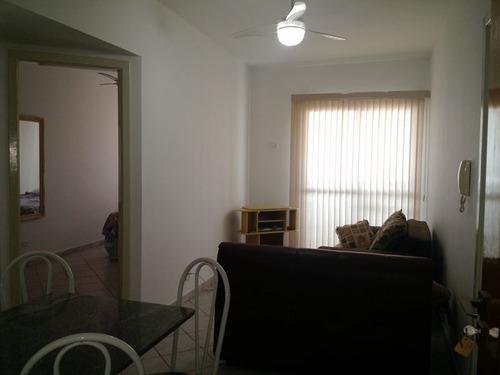 ref.: 3246 - apartamento em praia grande, no bairro mirim - 1 dormitórios
