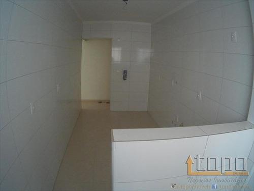 ref.: 3248 - apartamento em praia grande, no bairro guilhermina - 2 dormitórios