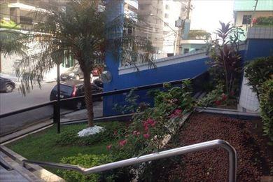 ref.: 3255 - apartamento em praia grande, no bairro canto do forte - 2 dormitórios