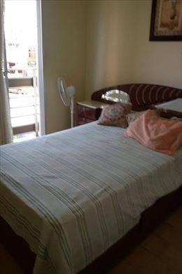 ref.: 3257 - apartamento em praia grande, no bairro boqueirao - 2 dormitórios