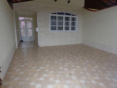 ref.: 326 - casa em praia grande, no bairro caicara - 2 dormitórios