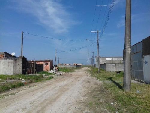 (ref: 3264) terreno - itanhaém/sp - chácaras cibratel