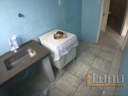 ref.: 3266 - apartamento em praia grande, no bairro boqueirao - 1 dormitórios