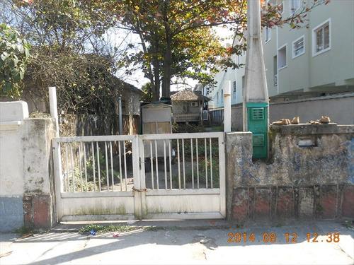 ref.: 32701 - casa em santos, no bairro macuco - 3 dormitórios