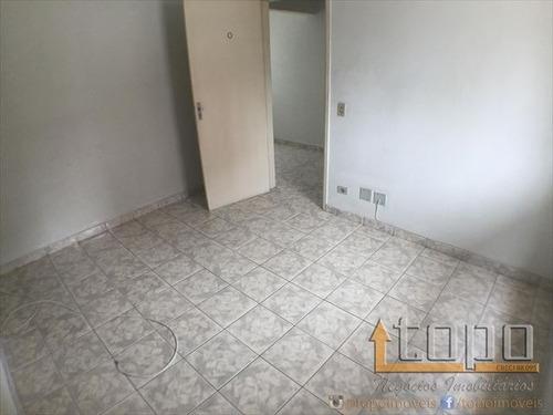 ref.: 3271 - apartamento em praia grande, no bairro guilhermina - 2 dormitórios