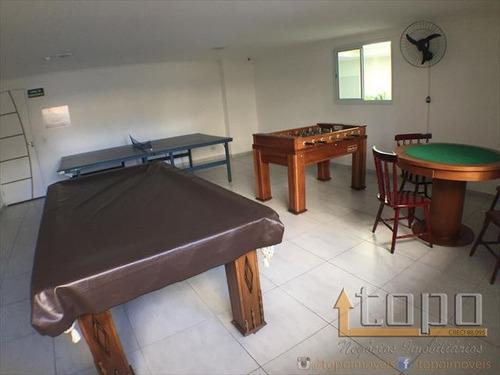 ref.: 3274 - apartamento em praia grande, no bairro canto do forte - 1 dormitórios