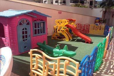 ref.: 3276 - apartamento em praia grande, no bairro canto do forte - 2 dormitórios
