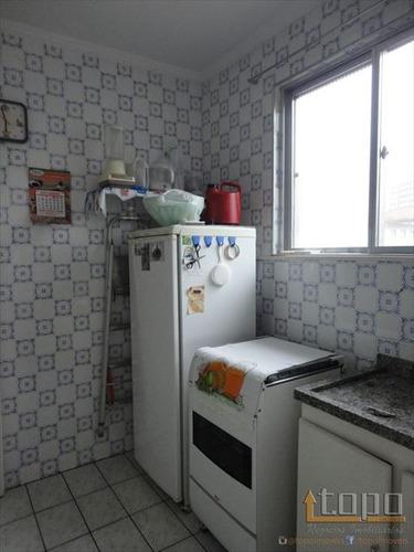 ref.: 3277 - apartamento em praia grande, no bairro canto do forte - 2 dormitórios