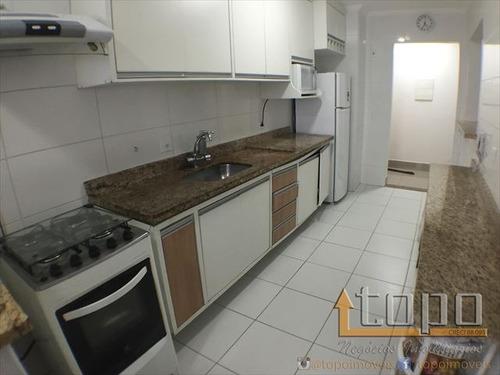 ref.: 3278 - apartamento em praia grande, no bairro boqueirao - 2 dormitórios