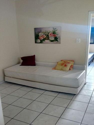 ref.: 3279 - apartamento em praia grande, no bairro boqueirao - 1 dormitórios