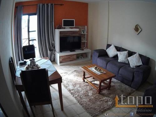ref.: 3285 - apartamento em praia grande, no bairro boqueirao - 1 dormitórios