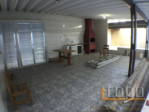 ref.: 3286 - casa em praia grande, no bairro guilhermina - 3 dormitórios