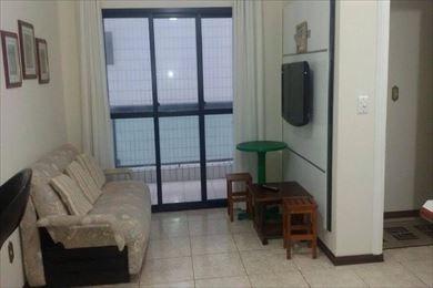 ref.: 3290 - apartamento em praia grande, no bairro canto do forte - 1 dormitórios