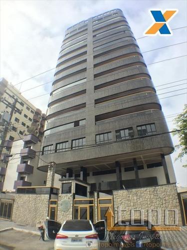 ref.: 3290 - apartamento em praia grande, no bairro guilhermina - 2 dormitórios