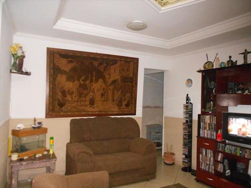ref.: 329204 - casa em praia grande, no bairro tupi - 2 dormitórios