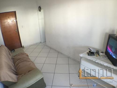 ref.: 3294 - apartamento em praia grande, no bairro guilhermina - 1 dormitórios
