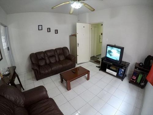 ref.: 3295 - apartamento em praia grande, no bairro boqueirao - 2 dormitórios