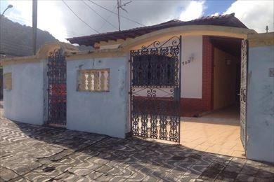 ref.: 3295 - casa em praia grande, no bairro canto do forte - 3 dormitórios