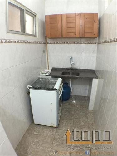 ref.: 3298 - apartamento em praia grande, no bairro guilhermina - 1 dormitórios