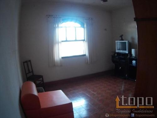 ref.: 3299 - casa em praia grande, no bairro boqueirao - 2 dormitórios