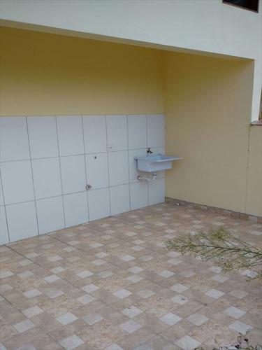 ref.: 33 - casa em mongagua, no bairro itaguai - 2 dormitórios