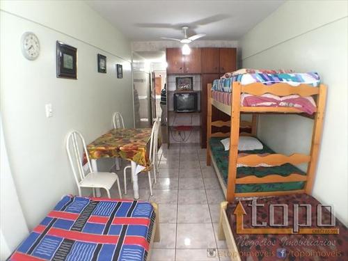 ref.: 3304 - apartamento em praia grande, no bairro boqueirao - 1 dormitórios