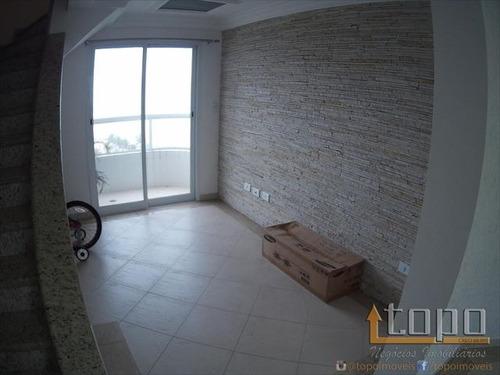ref.: 3306 - apartamento em praia grande, no bairro guilhermina - 3 dormitórios