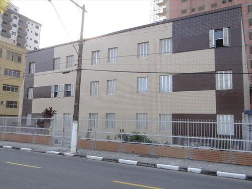 ref.: 330804 - apartamento em mongagua, no bairro centro - 1 dormitórios