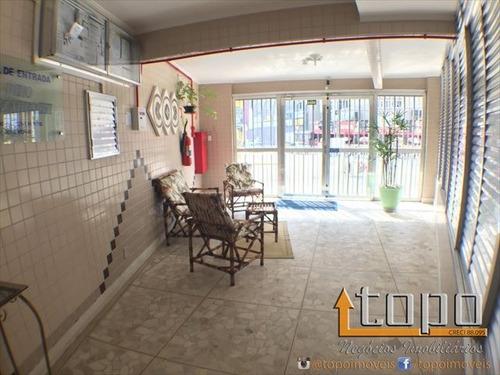 ref.: 3309 - apartamento em praia grande, no bairro boqueirao - 1 dormitórios