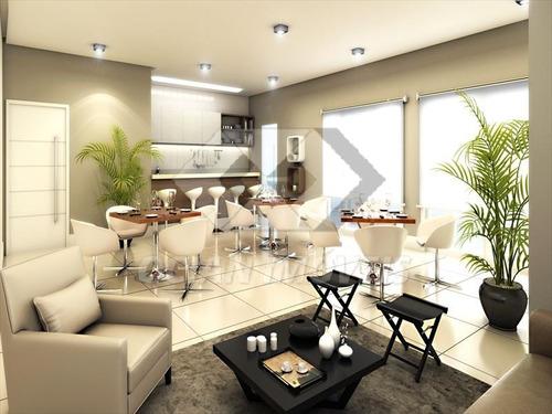 ref.: 331 - apartamento em praia grande, no bairro ocian - 2 dormitórios