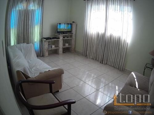 ref.: 3310 - casa em praia grande, no bairro aviacao - 4 dormitórios