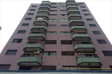 ref.: 3311 - apartamento em praia grande, no bairro canto do forte - 2 dormitórios