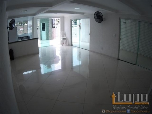 ref.: 3311 - apartamento em praia grande, no bairro guilhermina - 2 dormitórios