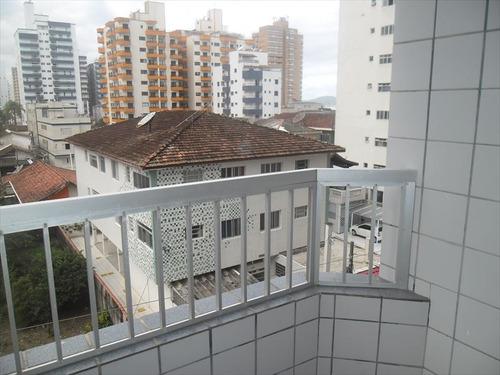 ref.: 3311 - apartamento em praia grande, no bairro mirim - 2 dormitórios