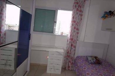 ref.: 3315 - apartamento em praia grande, no bairro canto do forte - 2 dormitórios