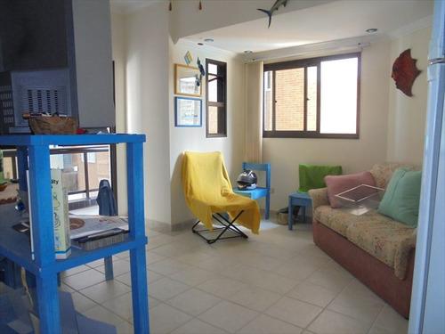 ref.: 331704 - apartamento em mongagua, no bairro centro - 2 dormitórios