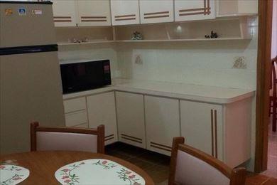 ref.: 3319 - apartamento em praia grande, no bairro canto do forte - 2 dormitórios