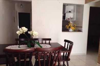 ref.: 3320 - apartamento em praia grande, no bairro canto do forte - 2 dormitórios
