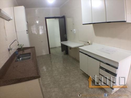 ref.: 3323 - apartamento em praia grande, no bairro canto do forte - 2 dormitórios