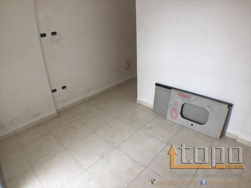 ref.: 3326 - apartamento em praia grande, no bairro canto do forte - 2 dormitórios