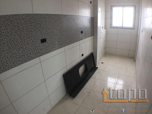 ref.: 3328 - apartamento em praia grande, no bairro canto do forte - 1 dormitórios
