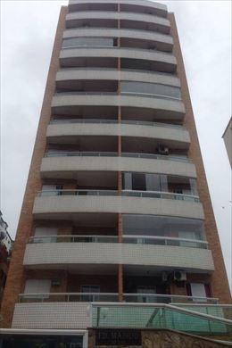 ref.: 3328 - apartamento em praia grande, no bairro canto do forte - 2 dormitórios