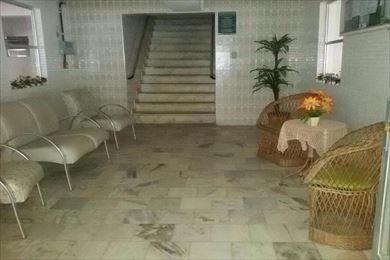 ref.: 3329 - apartamento em praia grande, no bairro canto do forte - 1 dormitórios