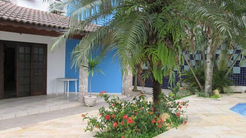 ref.: 33300 - casa em itanhaém, no bairro cibratel 2 - 5 dormitórios