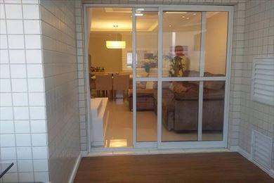 ref.: 3333 - apartamento em praia grande, no bairro guilhermina - 4 dormitórios
