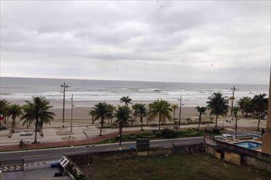 ref.: 3335 - apartamento em praia grande, no bairro canto do forte - 1 dormitórios