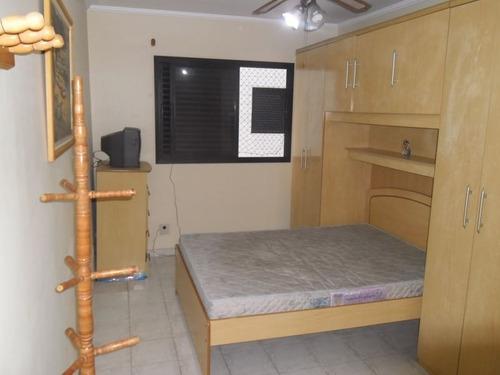 ref.: 3335 - apartamento em praia grande, no bairro ocian - 2 dormitórios